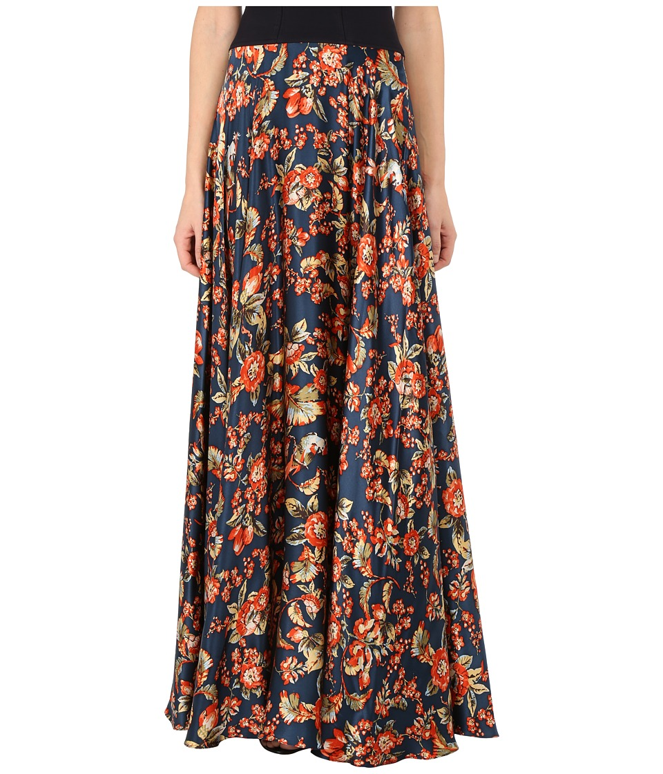 Zac Posen - 33-3237-49 (Multi Print) Women's Dress
