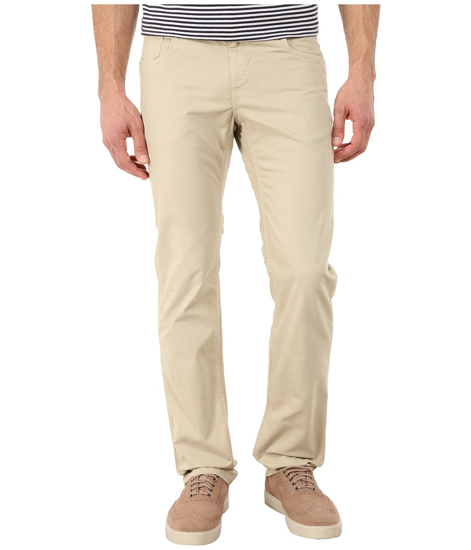 Robert Graham - Cabo Wabo 2 Tailored Fit Jean (Khaki) Men's Casual Pants