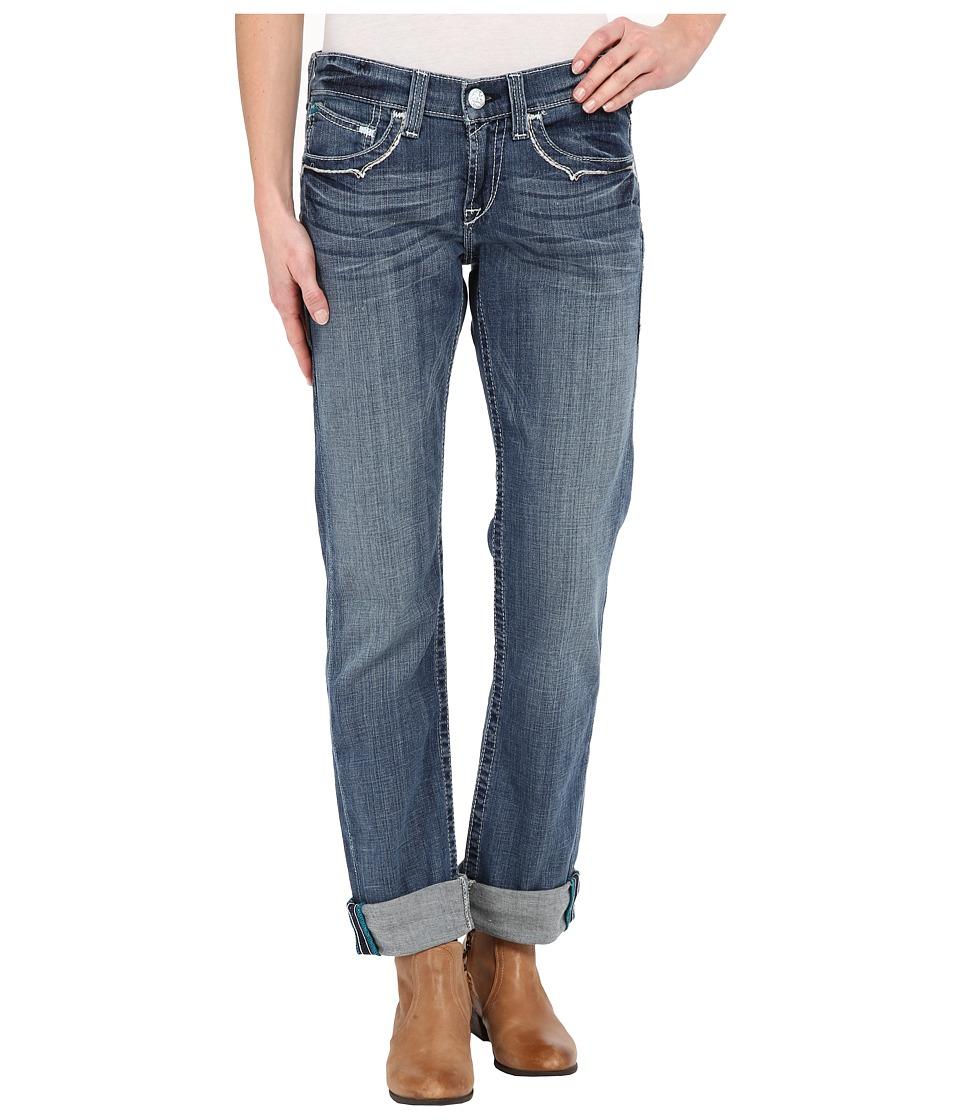 Ariat - Boyfriend Stargaze Jeans in Lonestar (Lonestar) Women's Jeans