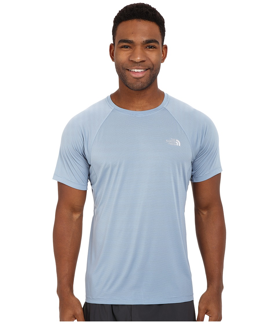The North Face - Better Than Naked Short Sleeve Shirt (Faded Denim) Men's Short Sleeve Pullover