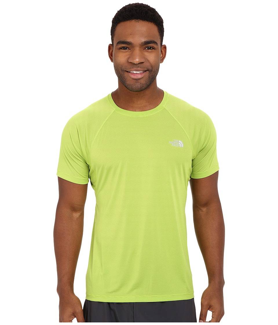 The North Face - Better Than Naked Short Sleeve Shirt (Macaw Green) Men's Short Sleeve Pullover