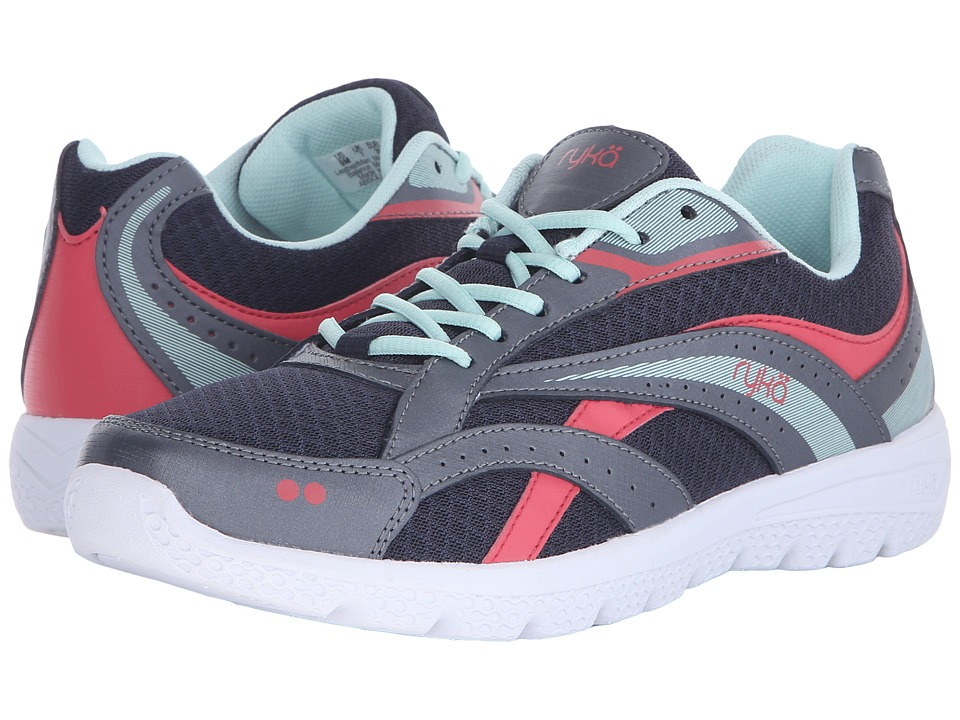 Ryka - Absolute SMW (Outer Space/Coral/Mint) Women's Shoes