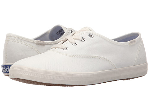 Keds - Champion Oxford (Cream) Women's Lace up casual Shoes