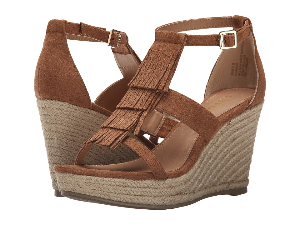 Report - Konner (Tan) Women's Wedge Shoes