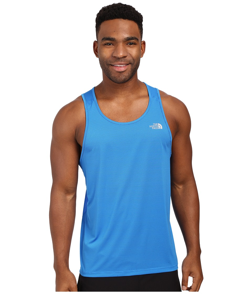 The North Face - Better Than Naked Singlet (Bomber Blue) Men's Sleeveless