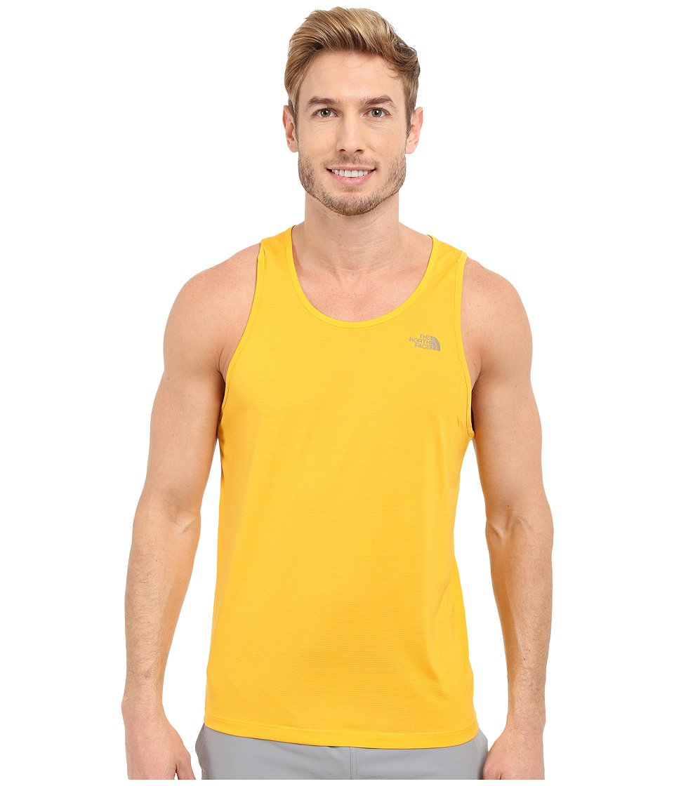 The North Face - Better Than Naked Singlet (Citrus Yellow) Men's Sleeveless