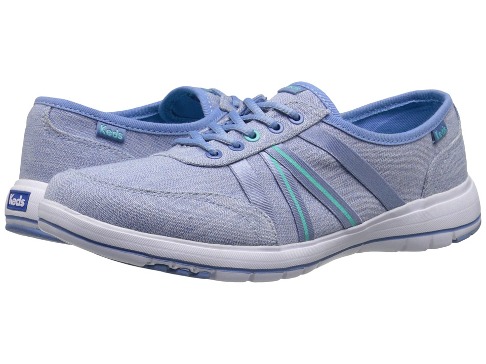 Keds - 24.7 Lite Fuse (Blue) Women