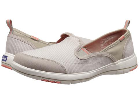 Keds - 24.7 Lite Brisk (Stone) Women's Slip on Shoes