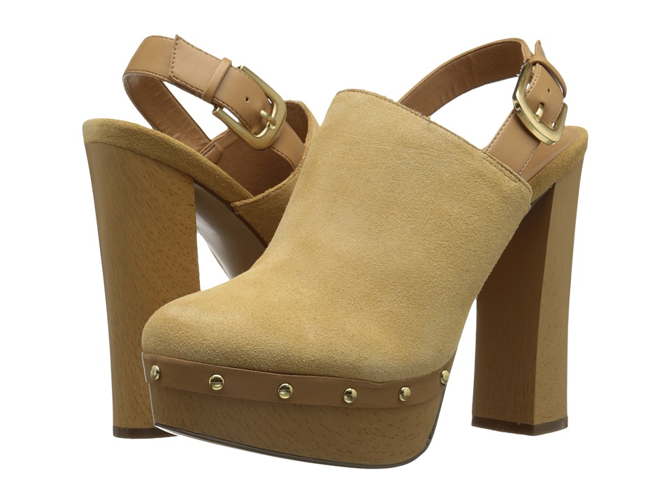 Report - Moet (Tan) Women's Shoes