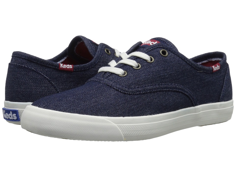 Keds - Triumph Denim (Indigo) Women
