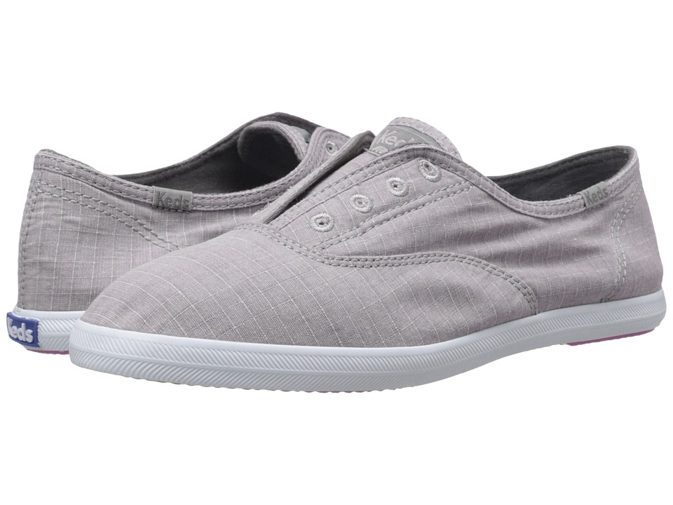 Keds - Chillax Ripstop (Grey) Women's Shoes