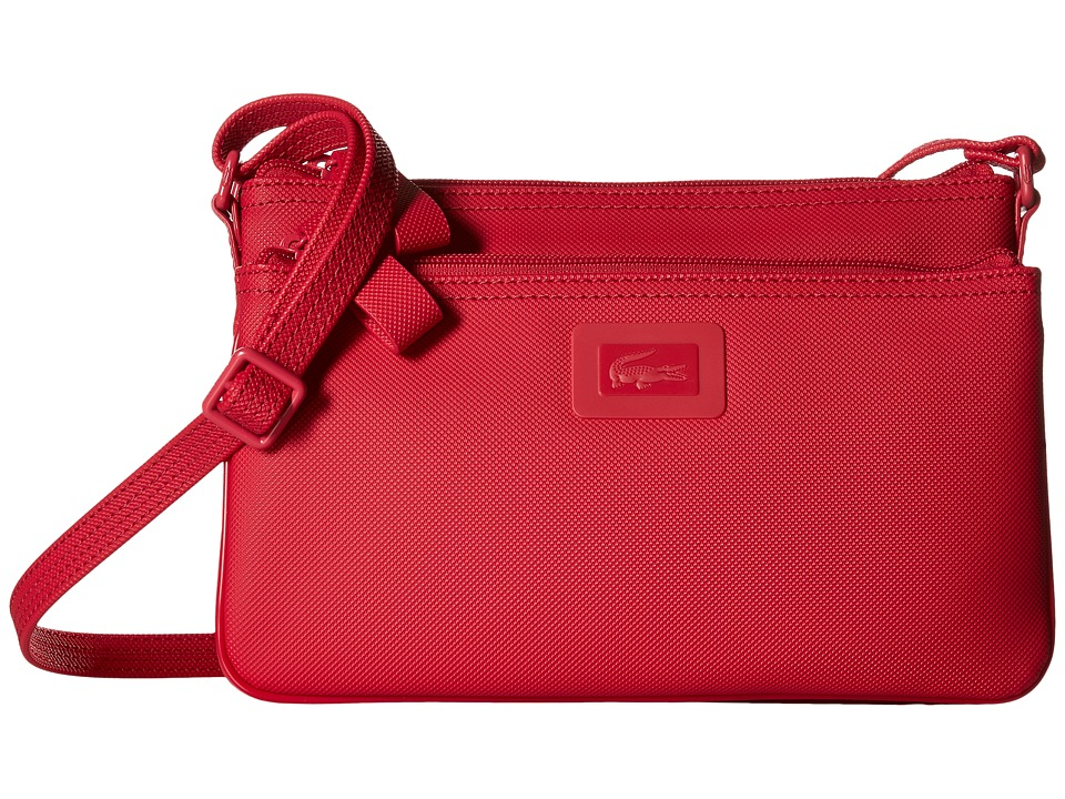 Lacoste - Crossover Bag (Virtual Pink) Bags