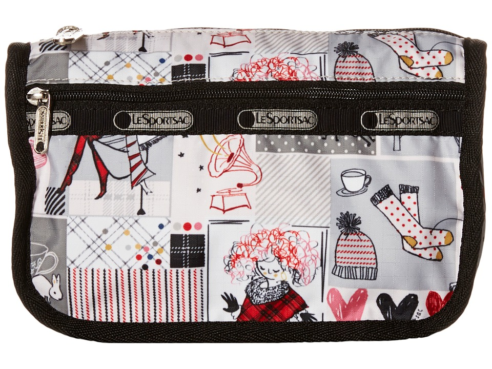 LeSportsac - Travel Cosmetic (Warm Wishes) Cosmetic Case