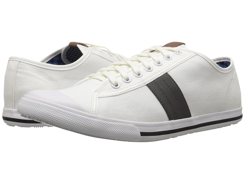 Ben Sherman - Eddie Lo (Off-White) Men's Lace up casual Shoes