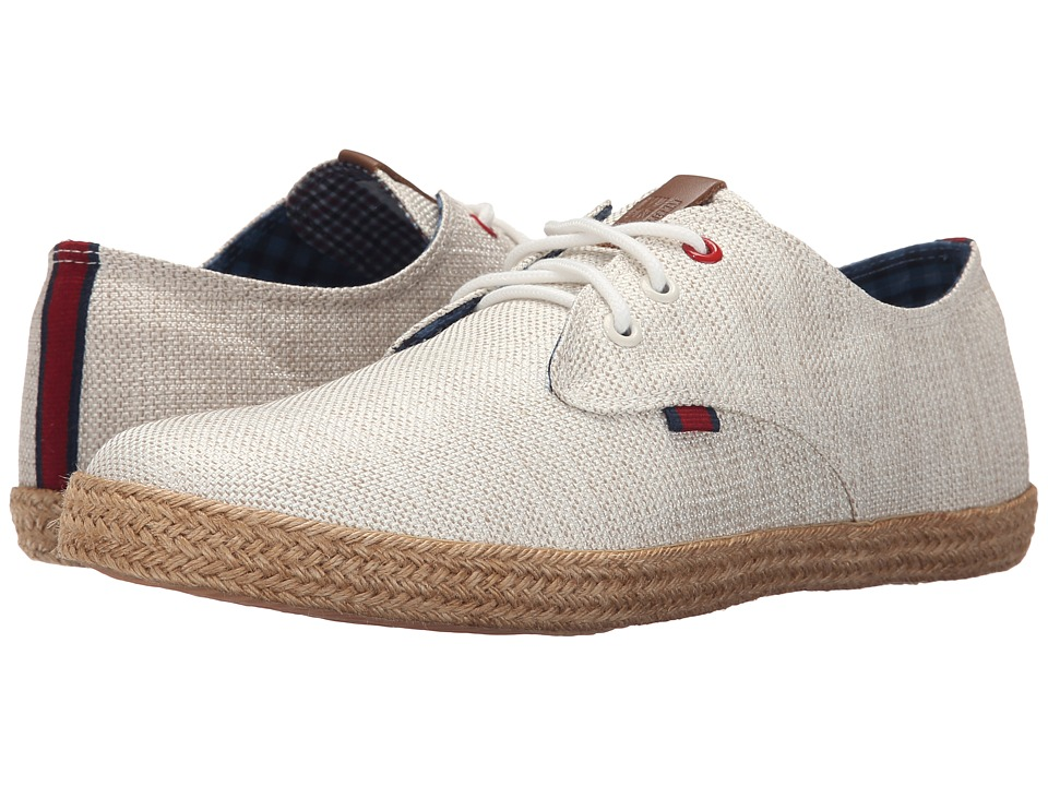 Ben Sherman - Prill Lace-Up (Linen) Men's Lace up casual Shoes