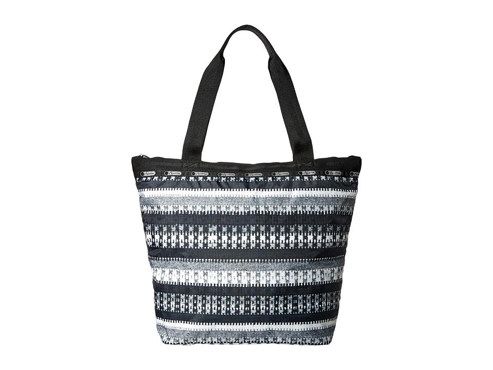 LeSportsac - Hailey Tote (Pullover Knit) Tote Handbags
