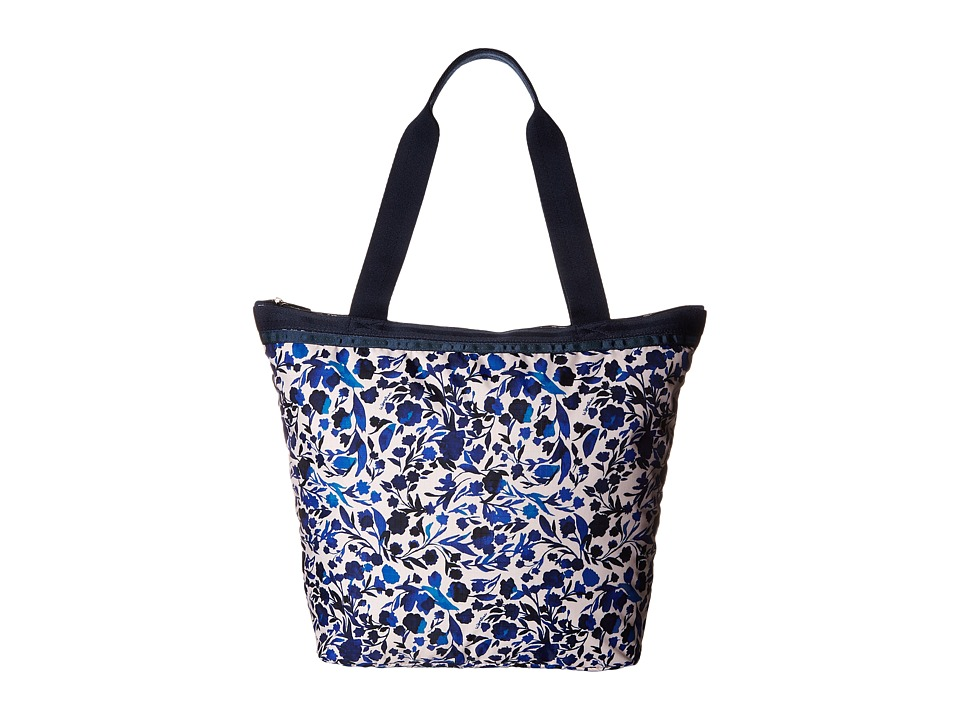 LeSportsac - Hailey Tote (Blooming Silhouettes) Tote Handbags
