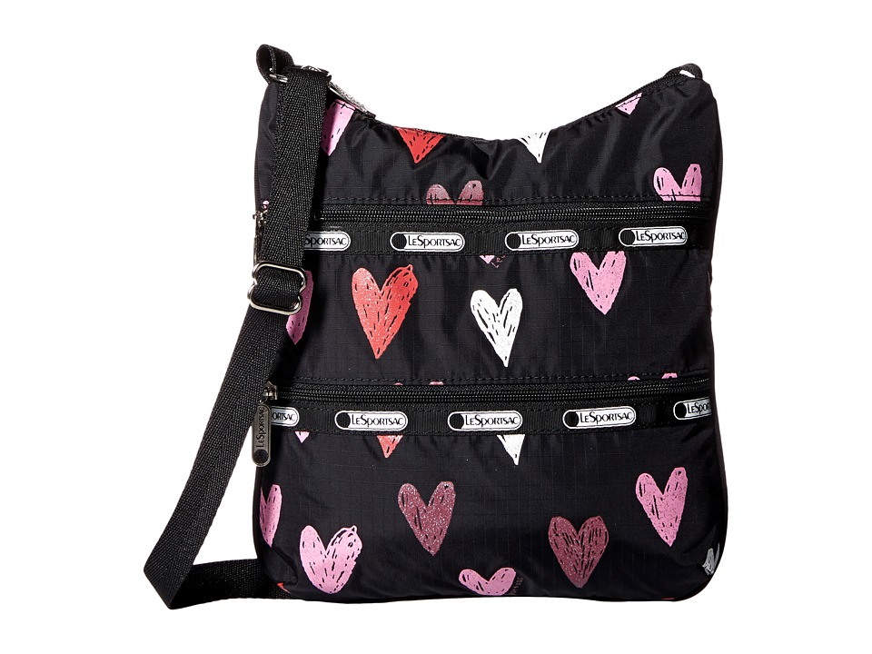 LeSportsac - Kylie (Passion Hearts) Handbags