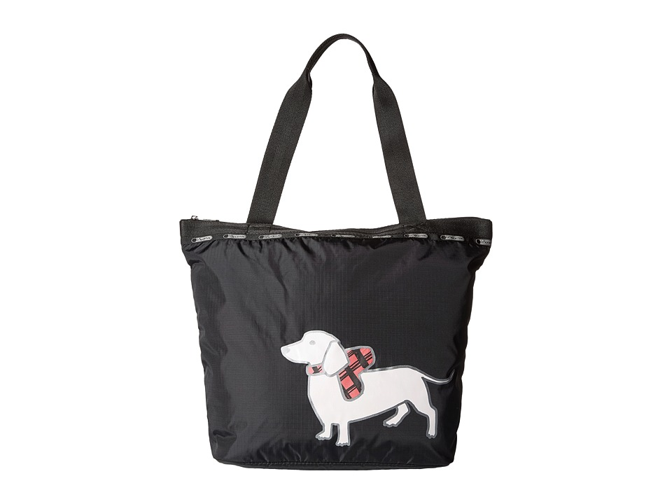 LeSportsac - Hailey Tote (Primpt Up Pup) Tote Handbags