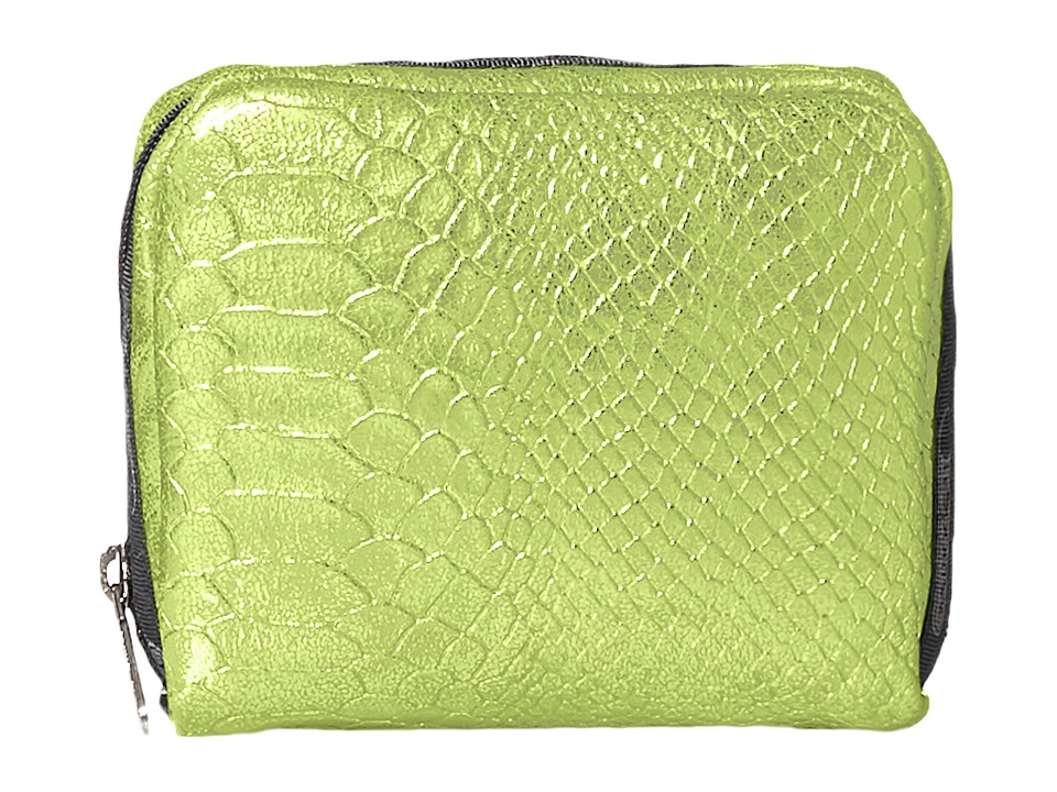 LeSportsac - Square Cosmetic Case (Green Snake) Cosmetic Case