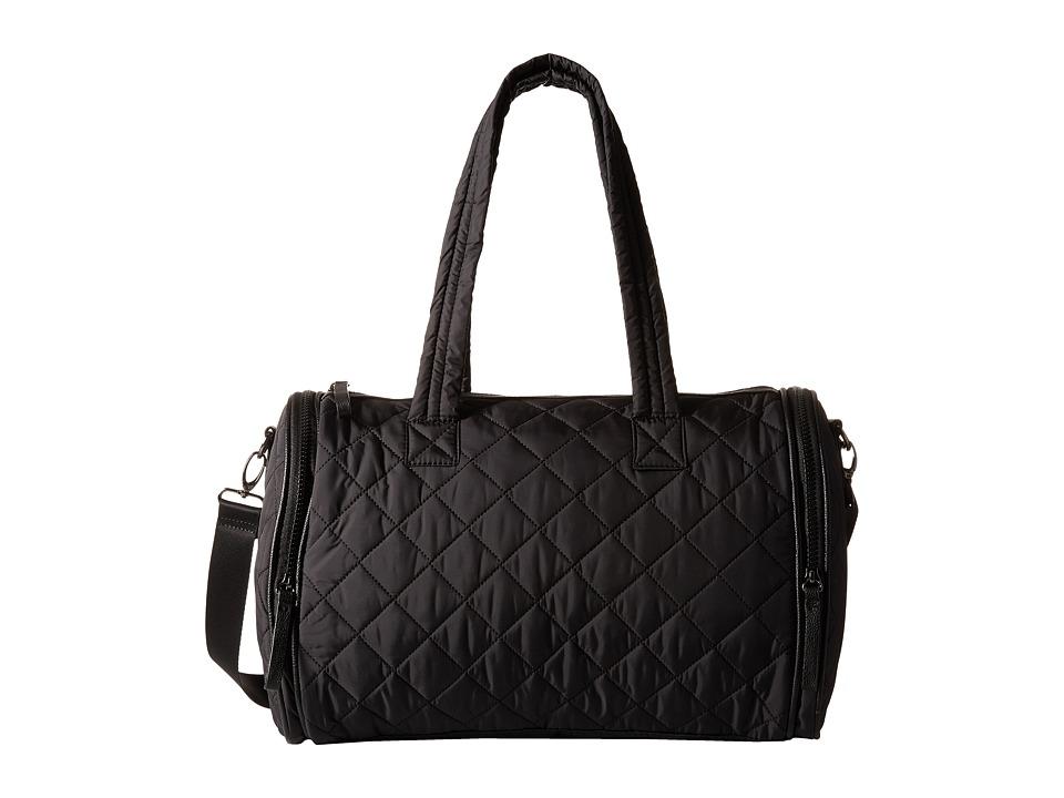 Madden Girl - Duff Nylon Duffel (Black) Duffel Bags
