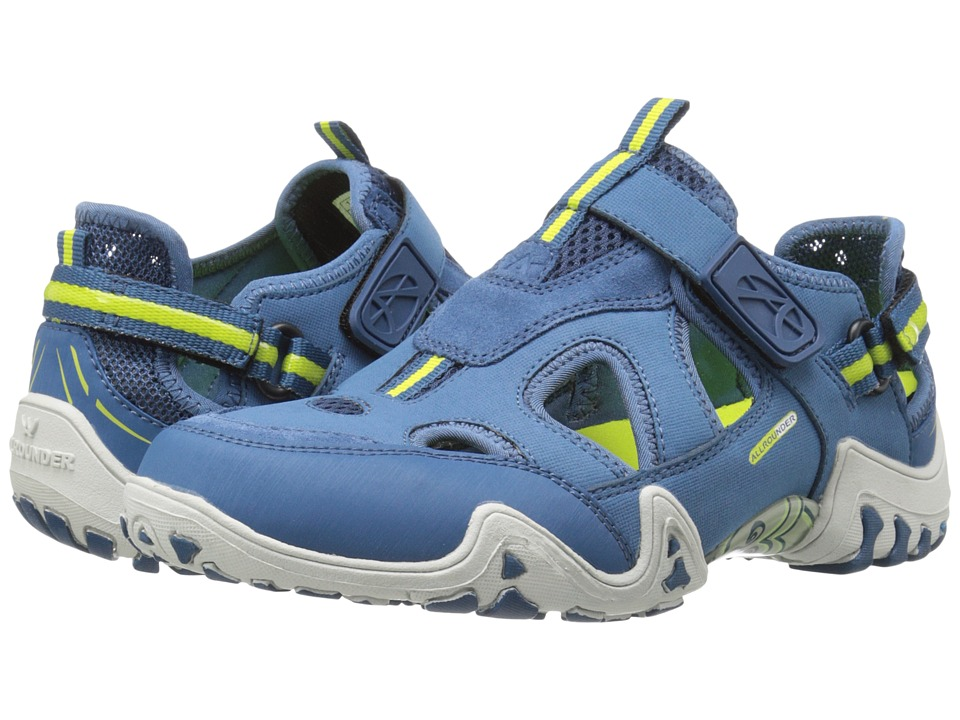 Allrounder by Mephisto - Felinda (Cobalt Suede/T Nubuck) Women's Slip on Shoes