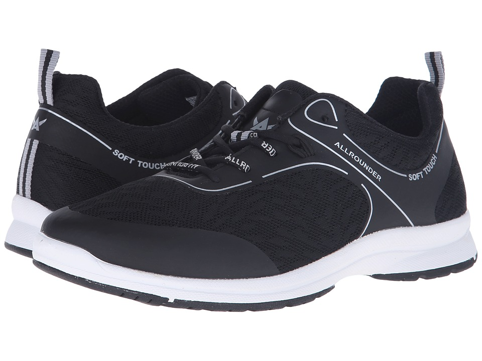 Allrounder by Mephisto - Dakona (Black F Mesh) Women's Shoes