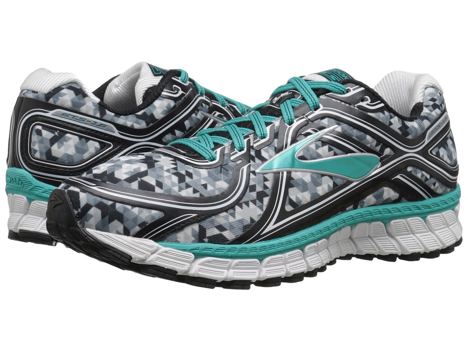 Brooks - Adrenaline GTS 16 (Kaleidoscope/Black/White/Ceramic) Women's Running Shoes