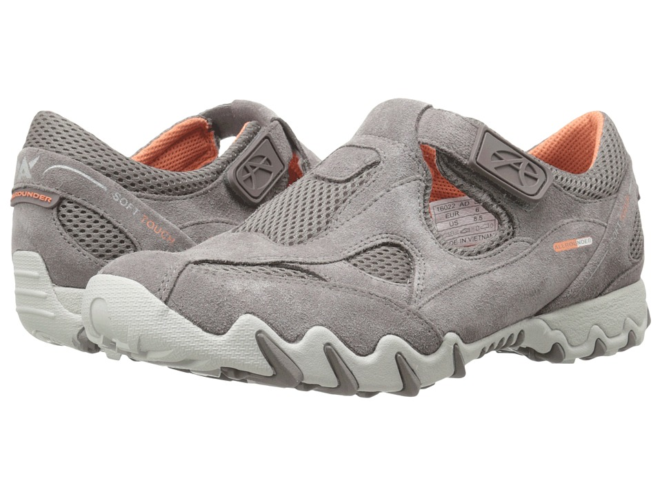 Allrounder by Mephisto Nana (Grigio Suede/S Mesh) Women