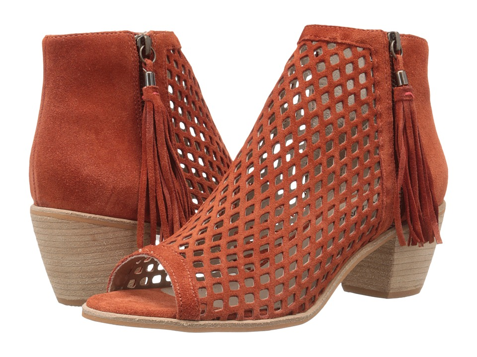 Matisse Indie (Rust Leather/Suede) Women