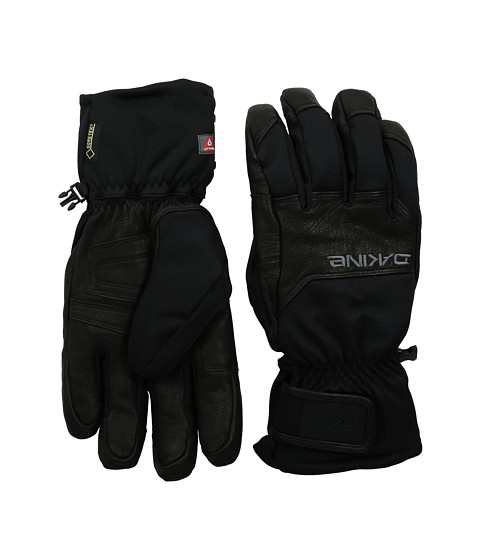 Dakine - Excursion Glove (Black 1) Extreme Cold Weather Gloves