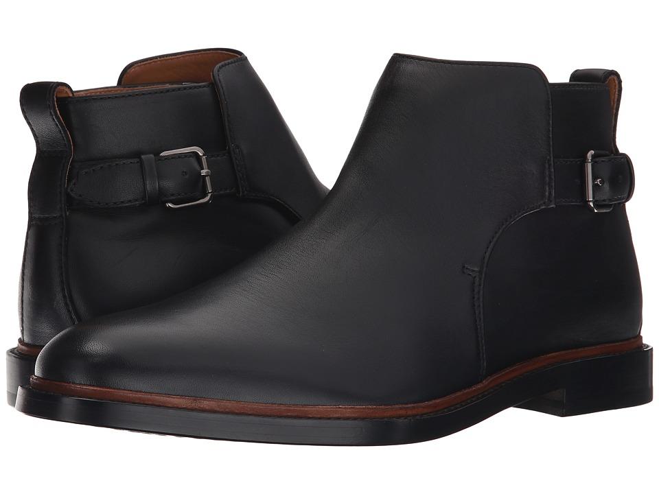 COACH - Alston Jodphur (Black) Men's Shoes