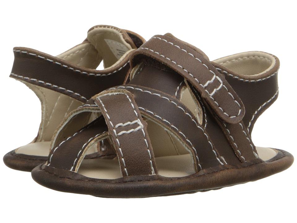 Baby Deer - Fisherman Sandal (Infant) (Brown) Boys Shoes