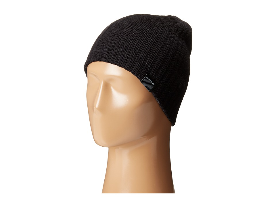 Dakine - Vert Rib (Black) Cold Weather Hats