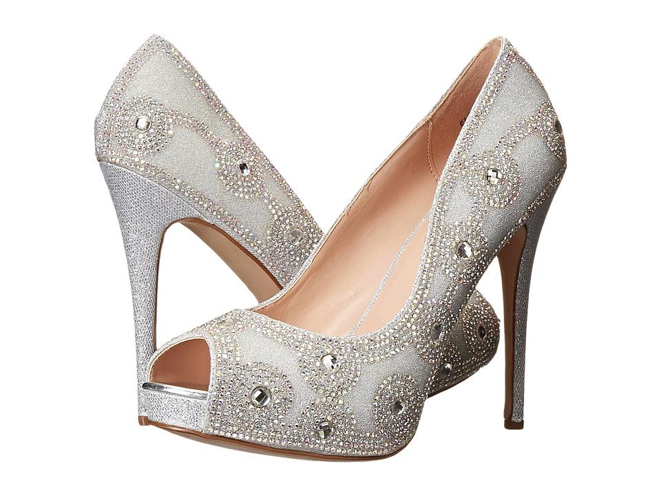 Lauren Lorraine Elenor (Silver) High Heels