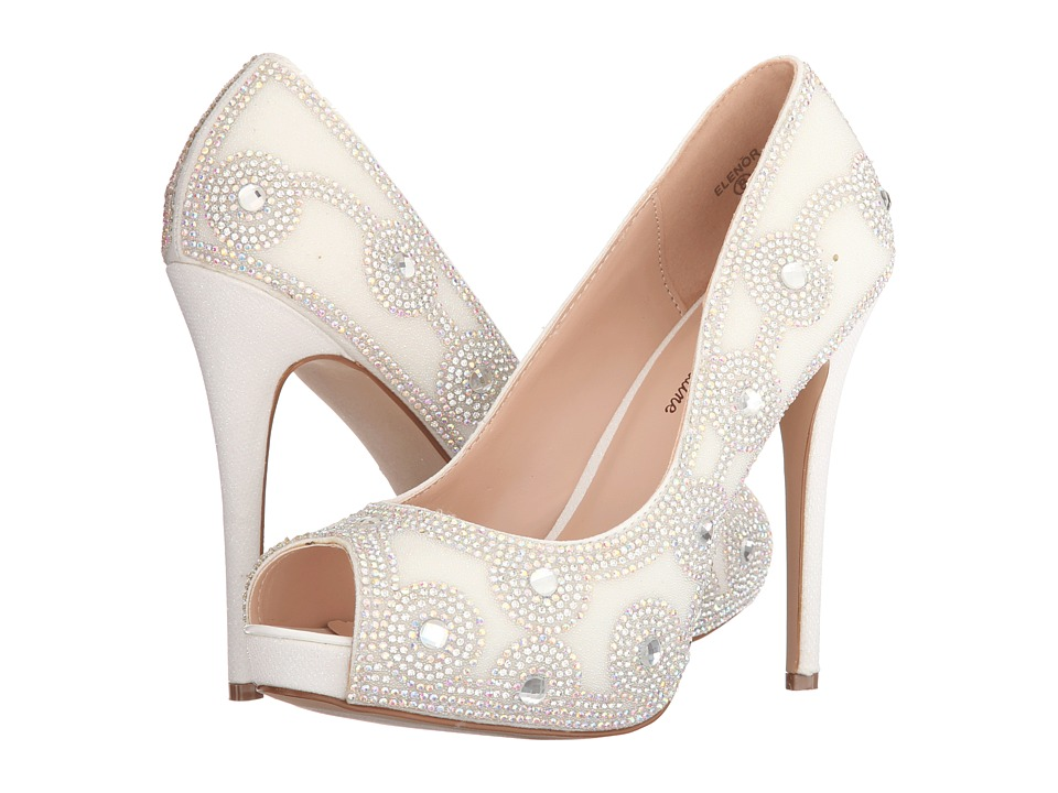 Lauren Lorraine - Elenor (White) High Heels