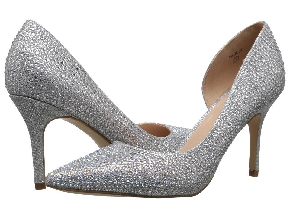 Lauren Lorraine - Raquel (Silver) High Heels