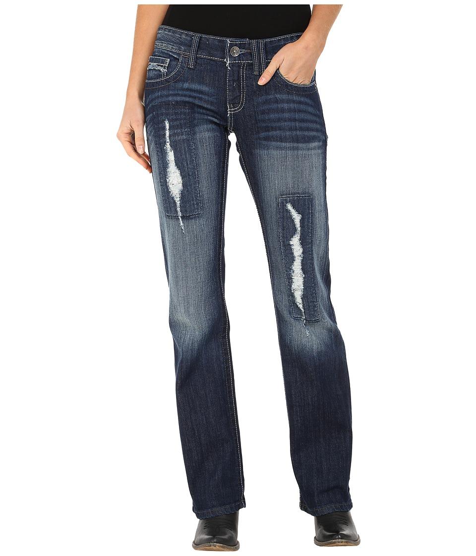 Cruel - Abby CB44154071 (Indigo) Women's Jeans