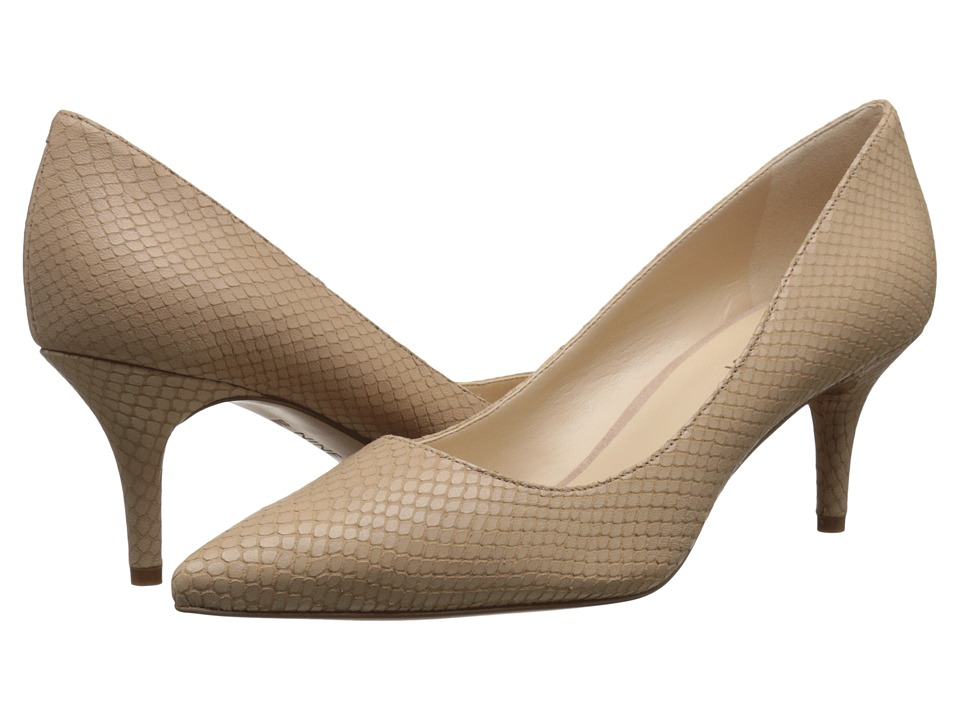 Nine West - Margot (Light Natural Leather 2) High Heels