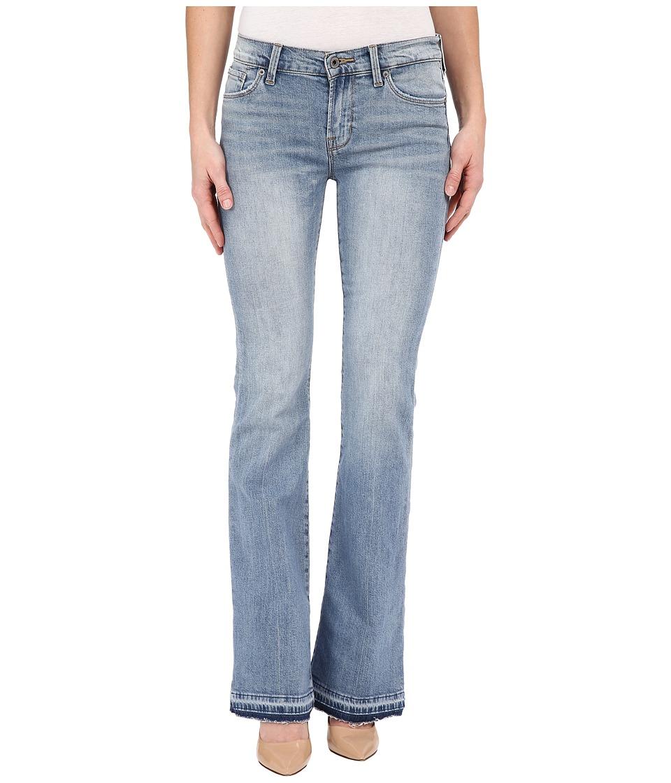 Lucky Brand - Brooke Flare in Santa Clara (Santa Clara) Women's Jeans