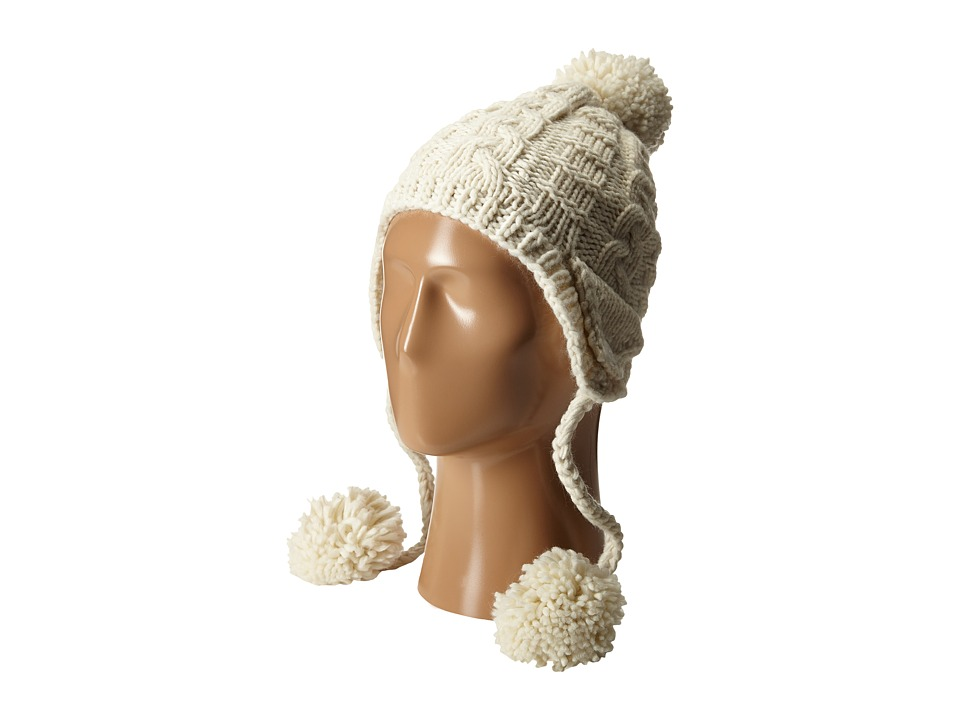 Dakine - Stella Beanie (White 1) Cold Weather Hats