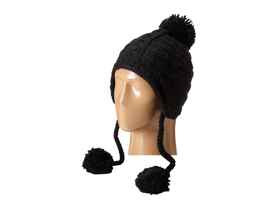 Dakine - Stella Beanie (Black 1) Cold Weather Hats