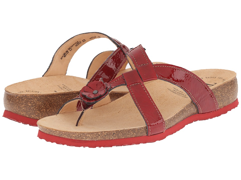 Think! - 86332 (Red/Kombi) Women's Sandals