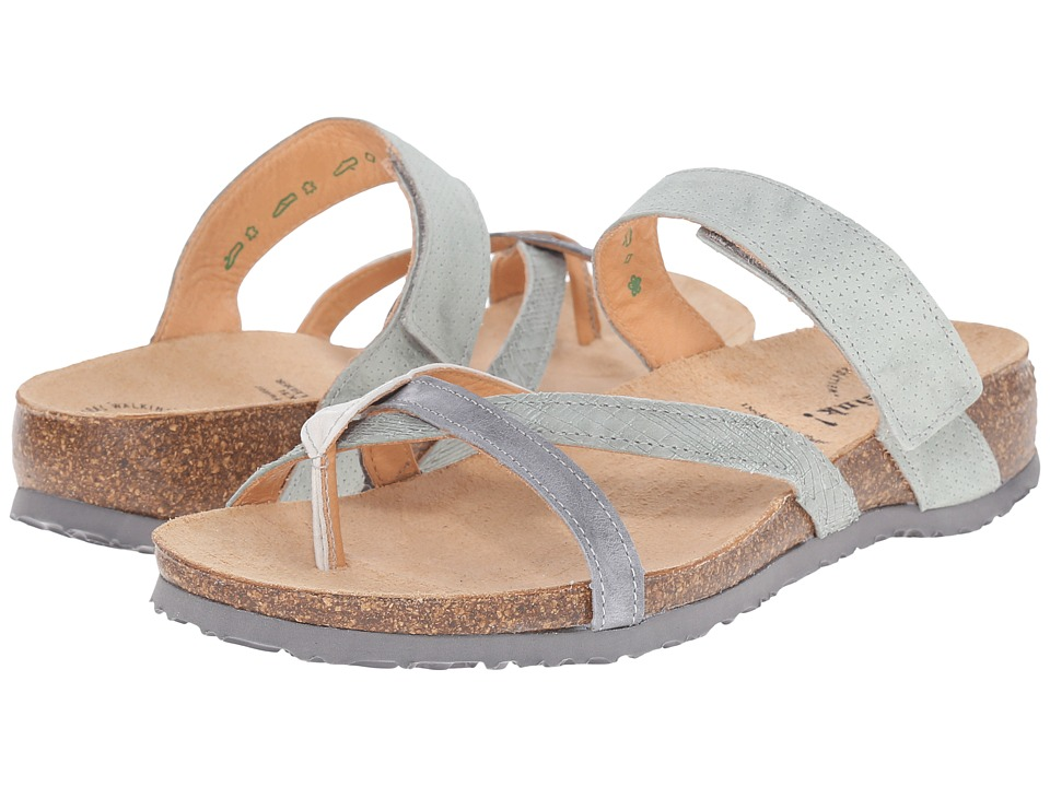 Think! - 86334 (Mint/Kombi) Women's Sandals