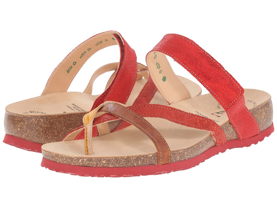 Think! - 86334 (Chilli/Kombi) Women's Sandals