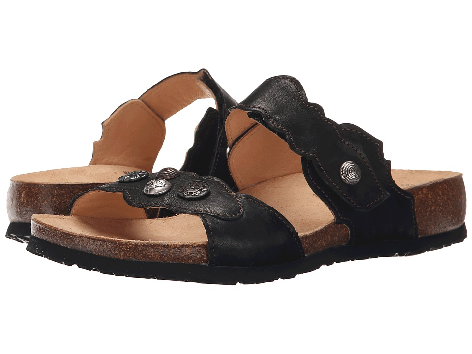 Think! - 86339 (Black/Kombi) Women's Sandals