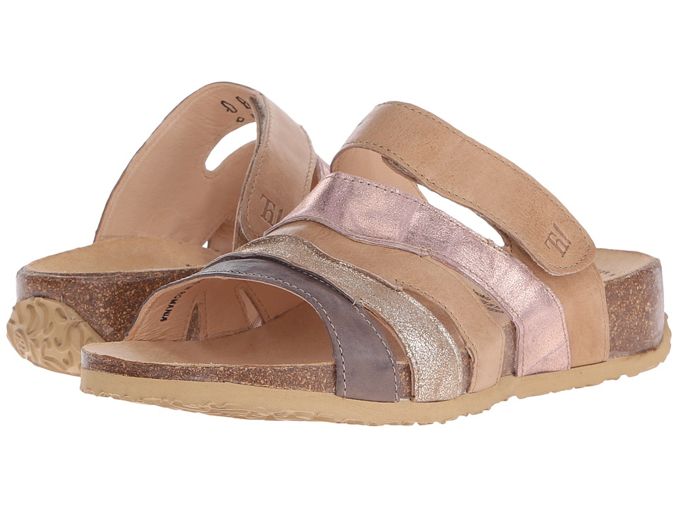 Think! - 86356 (Cappuccino/Kombi) Women's Sandals
