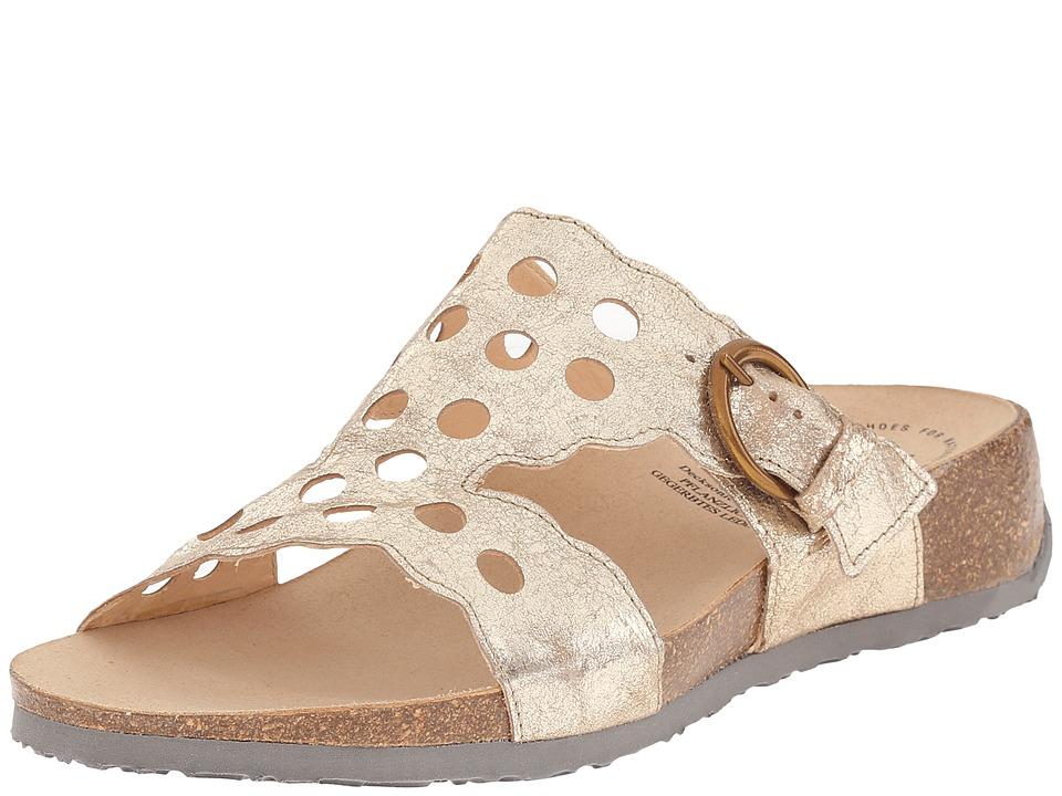 Think! - 86361 (Sand) Women's Sandals