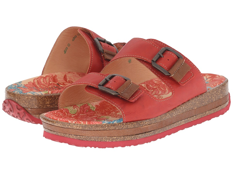 Think! - 86381 (Chilli/Kombi) Women's Sandals