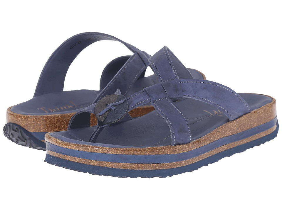 Think! - 86383 (Jeans/Kombi) Women's Sandals